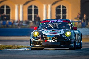 ALMS Breaking news Kevin Estre to race TRG's Porsche in the ALMS Grand Prix of Baltimore