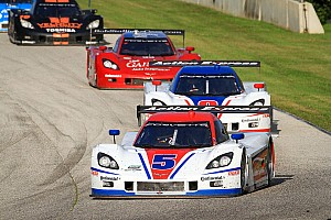 Grand-Am Preview Chevrolet drivers and teams journey to Kansas Speedway for inaugural SFP Grand Prix