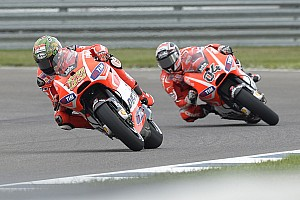 MotoGP Qualifying report Hayden improves to sixth on grid, Dovizioso tenth at Indianapolis