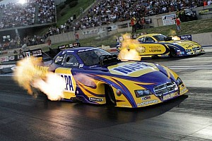 NHRA Race report Capps, Massey and Edwards earn wins at Brainerd Nationals