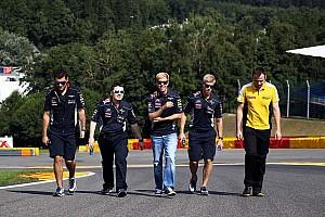 Formula 1 Breaking news Grid grooves at Spa worry Vettel