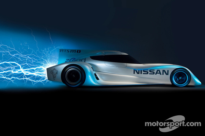 Ordóñez selected as test driver Nissan ZEOD RC
