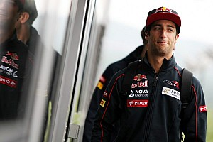 Formula 1 Breaking news Webber reveals Ricciardo is Red Bull successor