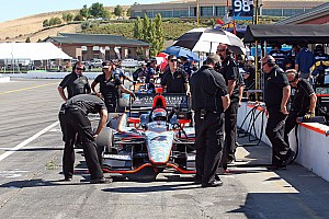 IndyCar Qualifying report Briscoe slated to start 22nd today at Sonoma