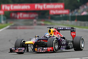 Formula 1 Race report Renault powers Sebastian Vettel to majestic Spa victory