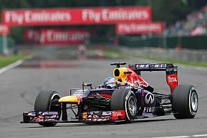 Formula 1 Race report Renault powers Sebastian Vettel to majestic Spa victory