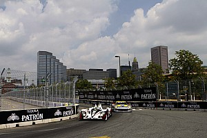 ALMS Qualifying report Pickett Racing on pole in Baltimore