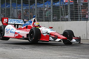 IndyCar Race report Wilson set for second row start in Baltimore