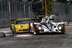 ALMS Race report Pickett Racing claims LMP1 championship