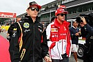 Raikkonen still driving 2014 'silly season'