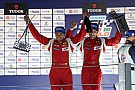 AF Corse Ferrari won GTE Pro in the 6 Hours of Sao Paulo