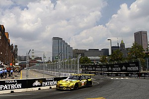 ALMS Race report JDX Racing claims a hard fought podium finish at the Baltimore Grand Prix