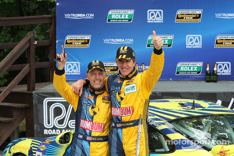 Championship revs up for Rum Bum Racing at Laguna Seca