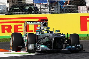 Formula 1 Practice report Top-10 best time for McLaren on Friday practice at Monza