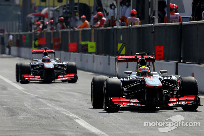 McLaren place two cars into Q3 at Monza