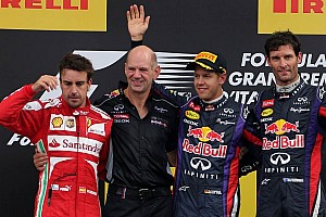Formula 1 Race report Vettel takes majestic Italian GP victory ahead of Alonso in Monza