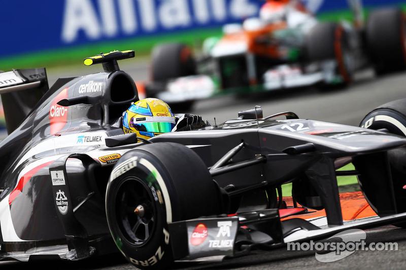 Struggling Sauber hoping for 'new sponsor logos' in 2013