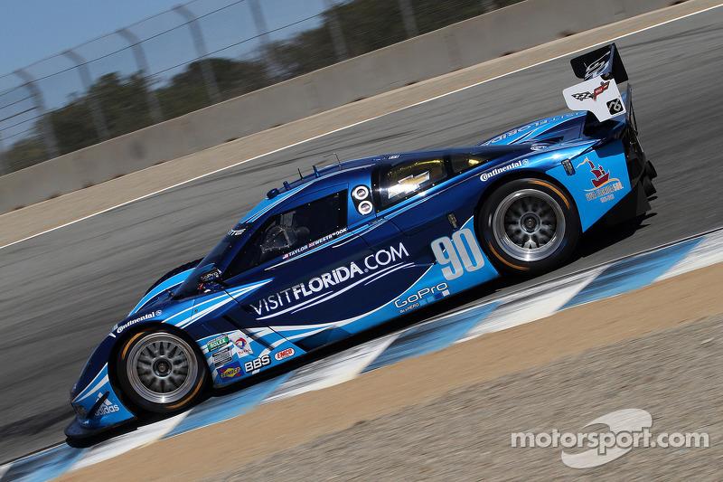 Pole promise goes unfulfilled for Spirit of Daytona Racing at Monterey