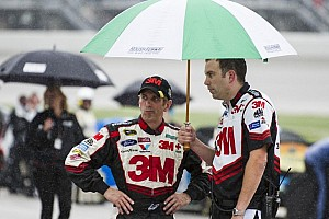NASCAR Cup Breaking news Rains stops the race action in Chicago