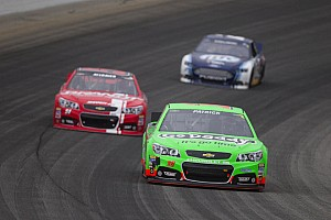 NASCAR Cup Race report Patrick finishes 20th at Chicagoland