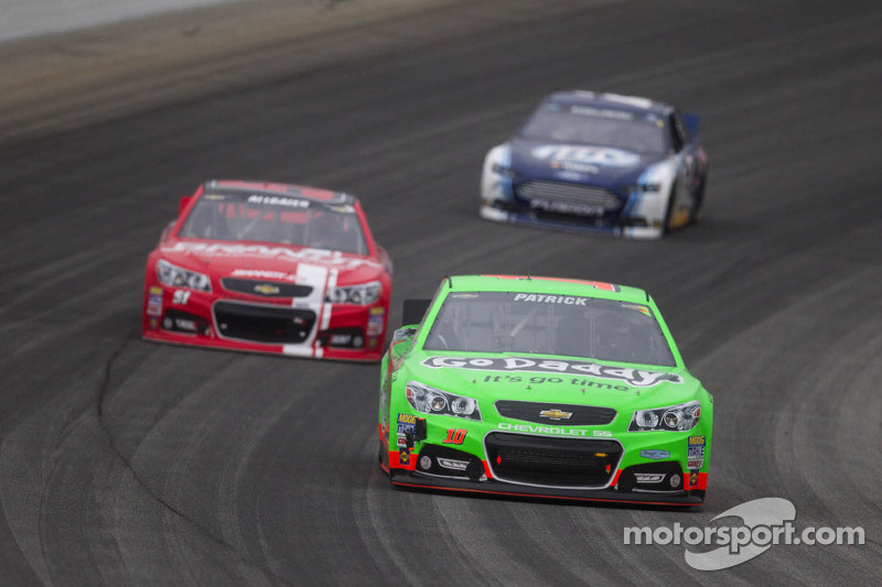 Patrick finishes 20th at Chicagoland
