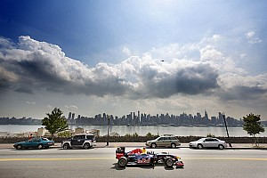 Formula 1 Breaking news On-again, off-again New Jersey race back on again