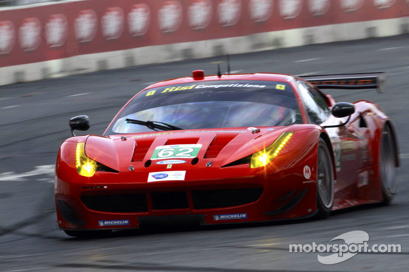Risi looking forward to a positive home race in Texas