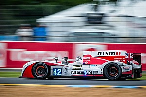 Le Mans Breaking news Le Mans podium confirmed for Nissan's GT academy  winners