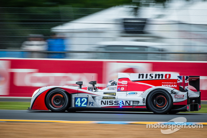 Le Mans podium confirmed for Nissan's GT academy  winners