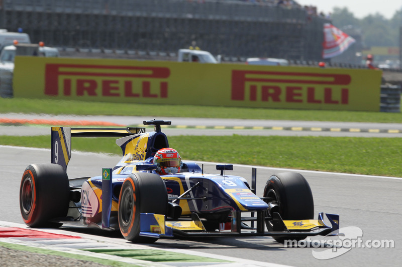 GP2 and GP3 Series together with Pirelli for upcoming seasons