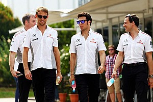 Formula 1 Breaking news McLaren to announce 2014 drivers 'pretty soon'
