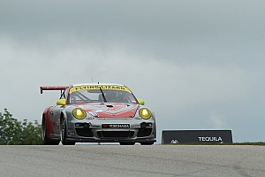 ALMS Qualifying report 5th and 7th in qualifying for Flying Lizard at COTA