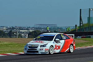 WTCC Qualifying report RML team-mates Chilton and Muller line up 3rd and 4th for Suzuka's opening race
