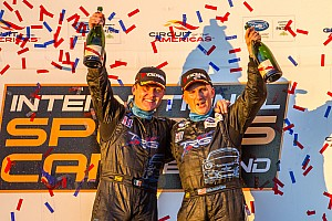 ALMS Race report TRG Porsche of Faulkner/Keating score first 2013 win in GTC at COTA
