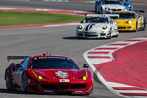 ALMS Race report Risi claim top six result at home track in Texas