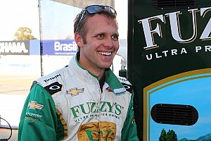 IndyCar Testing report Ed Carpenter back at Fontana Tuesday for testing in preparation of MAVTV 500 October 19