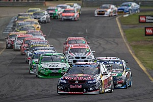 Supercars Breaking news Innovation follows consolidation for V8 Supercars in 2014
