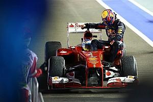 Formula 1 Breaking news Furious Webber slams 'comical' taxi-ride penalty