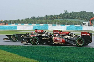 Formula 1 Commentary Raikkonen exit could cost Lotus sponsors - Salo