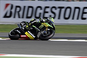MotoGP Qualifying report Crutchlow and Smith confident for Motorland Aragon race