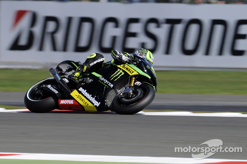Crutchlow and Smith confident for Motorland Aragon race