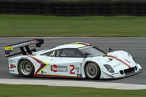 Grand-Am Race report Disappointing end to Rolex Series finale for Starworks