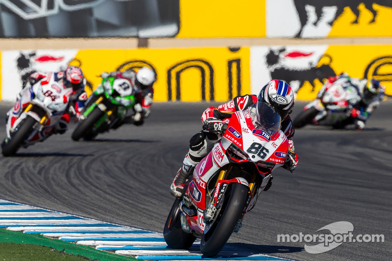 Badovini and Pirro head to Magny-Cours for penultimate SBK round