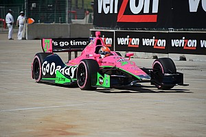 IndyCar Race report Andretti Autosport at Houston race 1