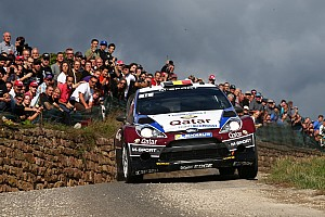 WRC Race report Qatar M-sport ask what could have been in France