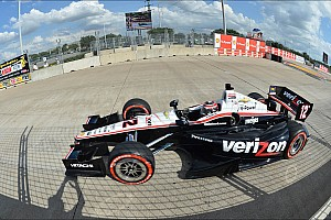 IndyCar Race report Will Power wins race no. 2 in Houston