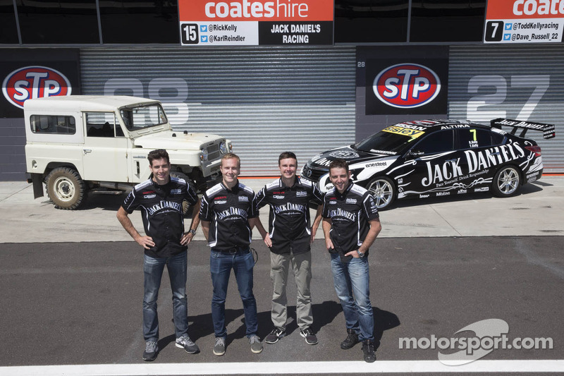 Jack Daniel's Racing brings Nissan back to Bathurst