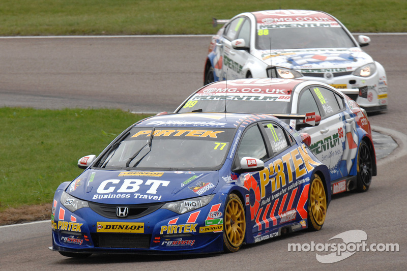 Brands Hatch is the final stage for who will take home the title