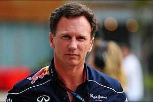 Formula 1 Commentary Fan apologised for Vettel booing - Horner