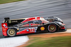 ALMS Testing report Prost fastest for Rebellion Racing in final Petit Le Mans test